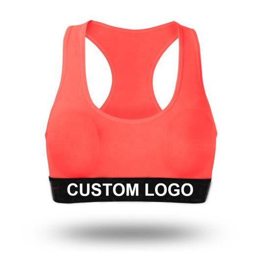 Wholesale Gym Yoga Custom Private Label Sport Bra