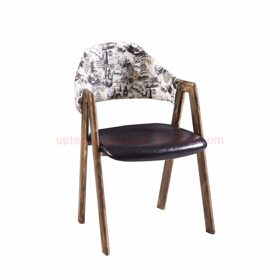 Eettafel Stoelen Modern.China Sp Lc814 Modern Leather Furniture Dining Chair Vintage