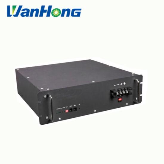 Power Battery 48V 50ah LiFePO4 Battery Pack for UPS System