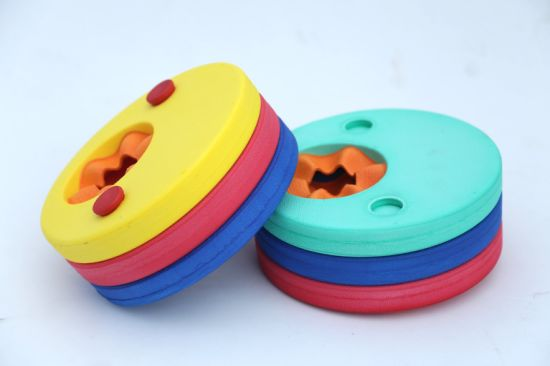 Large Buoyancy Children's Float Sleeve Formed by Stamping Die