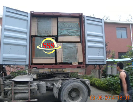 28mm 4X8 Marine Container Plywood Flooring for Dry Container Repair