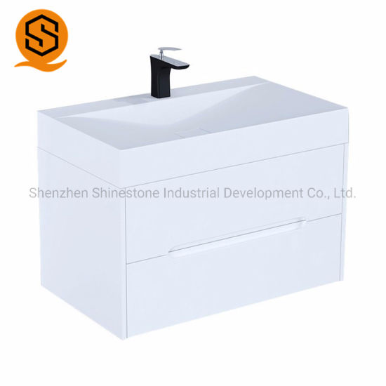 Wholesale Price Artificial Stone Solid Surface Top Hotel Bathroom Vanity Top for Sale
