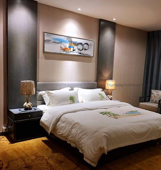 Superior Modern Hotel Furniture Hospitality 5 Star Hotel Bedroom Set Customized King Bedroom Furniture Manufacturer