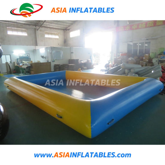 0.9mm PVC Inflatable Giant Swimming Pool Water Pool for Adults pictures & photos