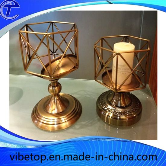 New Arrival Crystal Candle Holders pictures & photos