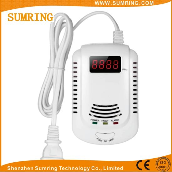 Wholesale Home Security Carbon Monoxide Co Gas Methane Natural Gas Alarm Detectors for Online