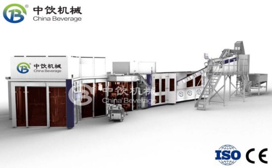 12000bph Small Scale Mineral Water Bottle Blowing-Filling-Capping Combiblock Machine for Water Bottling Production Line