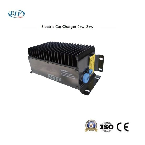 3kw 60V DC Electric Car Charger, Power Adapter for Lithium