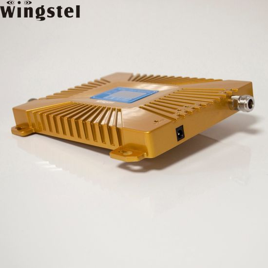 GSM 3G Lte Wireless WiFi Router RF Broadband Amplifier Mobile Phone Network  Signal Repeater/Booster
