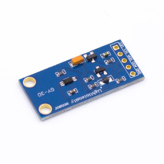 GY30 BH1750FVI Digital Light intensity Sensor Module For Arduino 3V-5V Power Hot