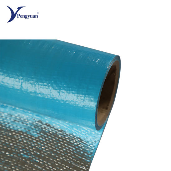 Woven Fabric Foil Insulation (ZJPYC3-03)