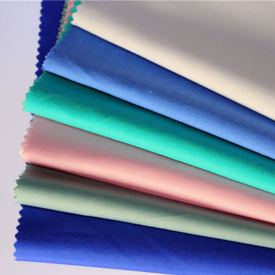 Popular Combed 100% Cotton T Shirt Fabric for Garment