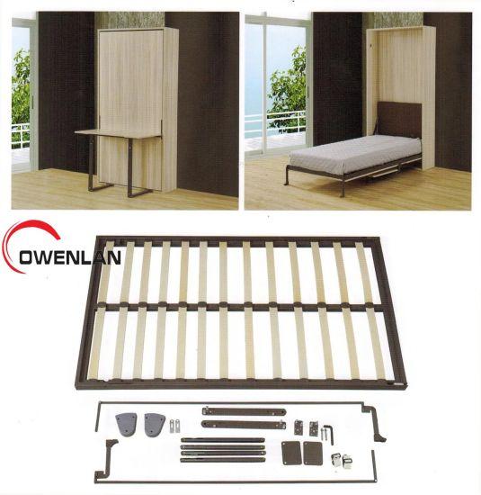 China Space Saving Folding Murphy Bed, Queen Murphy Bed Hardware