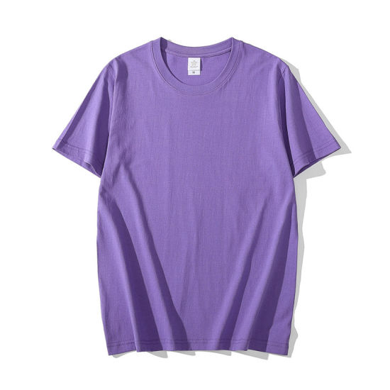 Polo Shirts Customized Logo Plus Size T-Shirts Men Polo T-Shirts pictures & photos