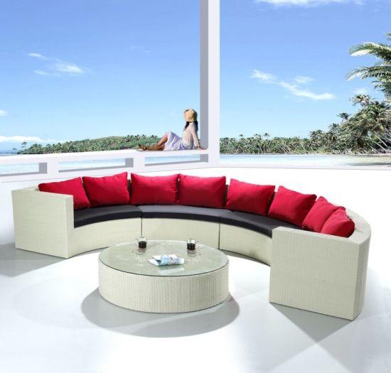 Ms-E1 New Model Sofa Sets for Garden