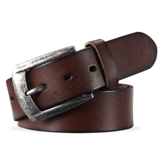 Mexico Man Leather Belt (SR-096MN)