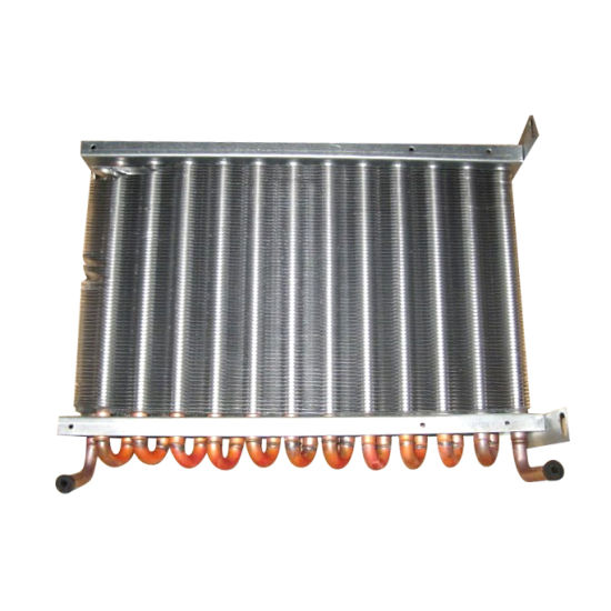 Copper Tube Evaporator for Condensing Unit in Cold Storage pictures & photos