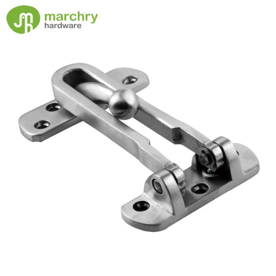 China High Security Door Chain Locks, Door Guard - China Door Guard ...