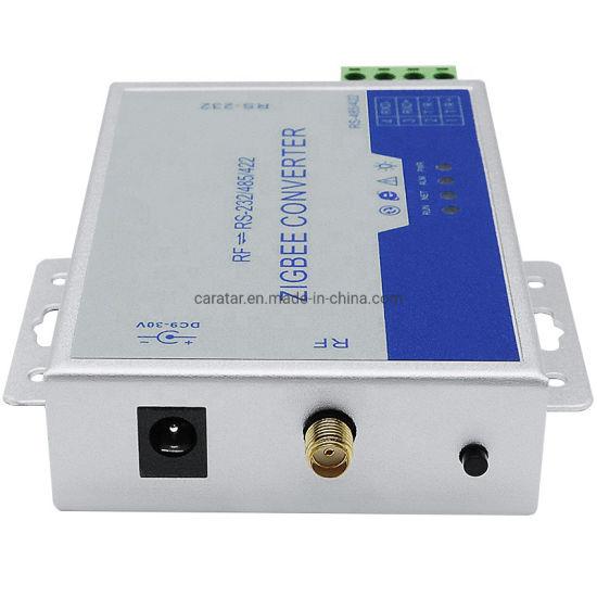 Zigbee to RS-232/485/422 Series Interface Network WiFi Wireless Module Transceiver