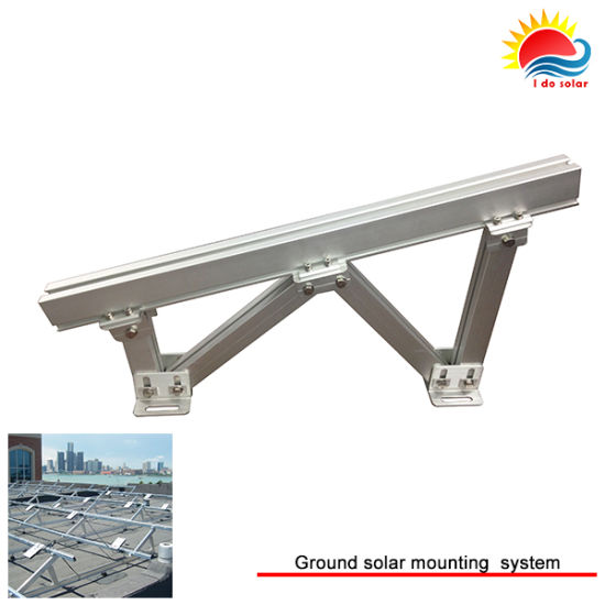 New Style Heigh Adjustable Solar Panel Ground Mount (NM0064) pictures & photos