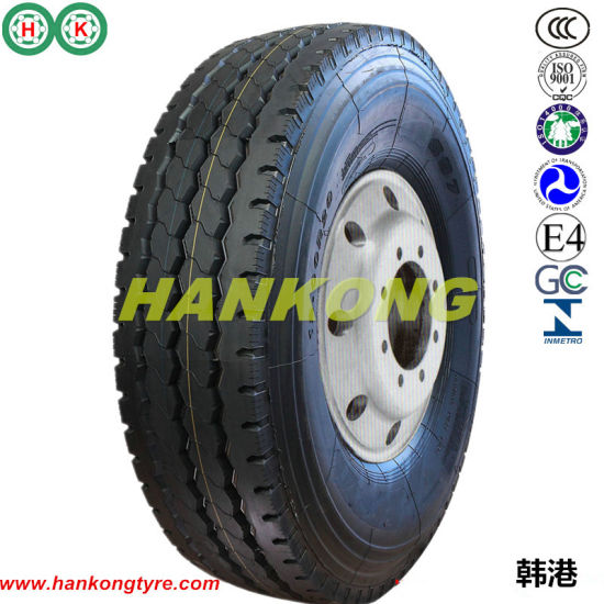 Chinese Tyre Radial Van Tyre Heavy Truck Tyre TBR Tyre pictures & photos