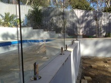Factory Pool Fence Glass Spigot Balustrade pictures & photos