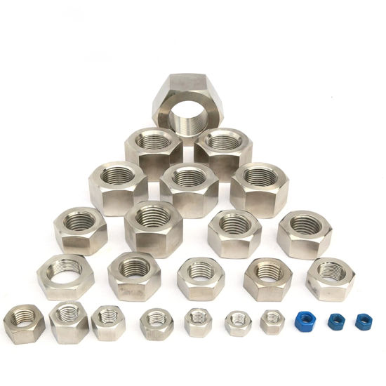 Fasteners Main Products Hex Head Bolts