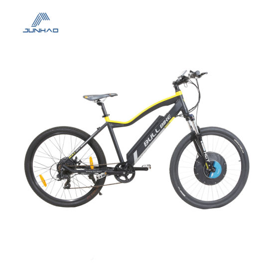 26inch Torque Speed Sensor Electrical Mountain Bike Cruiser Lithium Battery