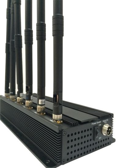 3G 4G Cellphone Jammer with 6 Powerful Antenna pictures & photos