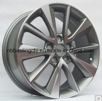 17*J7 Alloy Wheel with PCD 5*114.3 for Hyundai pictures & photos