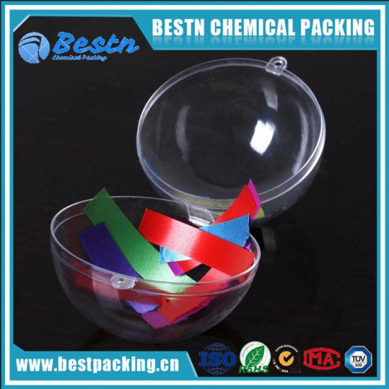 5cm6cm7cm8cm9cm10cm11cm12cm clear hollow plastic christmas tree ball - Plastic Christmas Balls