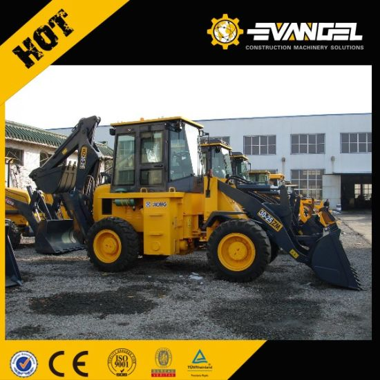 Xcg Backhoe Loader Xt876 Multi-Functional Engineering Machinery pictures & photos