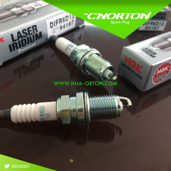 Ngk Laser Iridium Plug Spark Plugs 94167 Difr6d13 94167 Difr6d13 pictures & photos