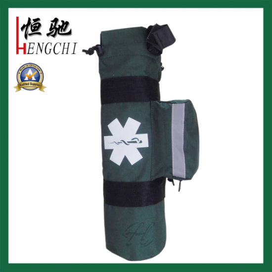 Household Oxford Cloth Shoulder Oxygen First Aid Bag pictures & photos