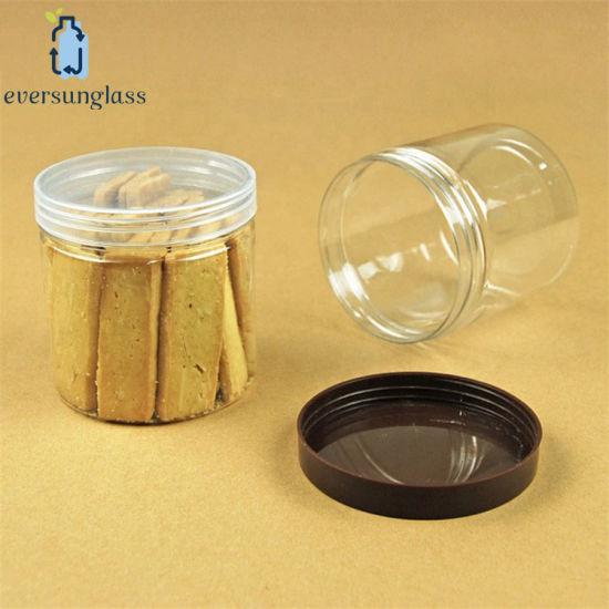 China Airtight Leak Proof Plastic Salt Jars with Easy Open