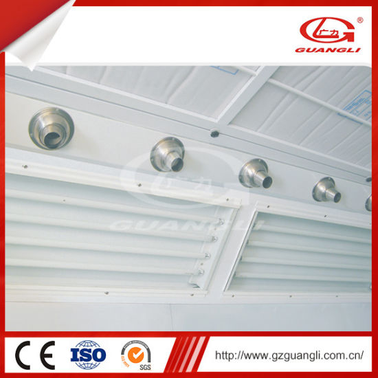 Guangli Ce Certification and Spray Booths Type Car Paint Dry Painting Room pictures & photos