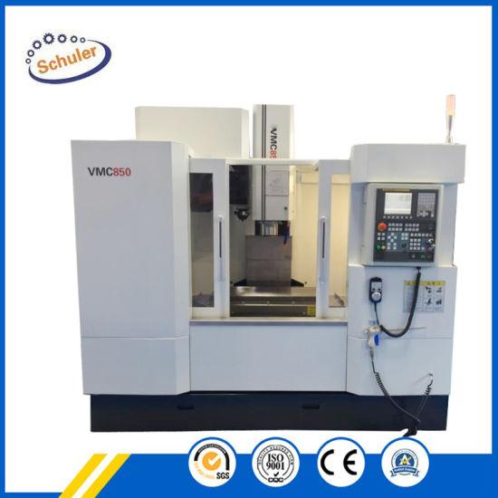China Vmc850 CNC Mill Fanuc CNC Controller CNC Vertical