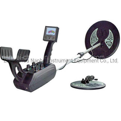 Md-5008 High Sensitivity Underground Metal Detector for Gold, Silver, Copper