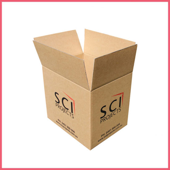Wholesale Large Moving Boxes Accept Custom Logo Printing