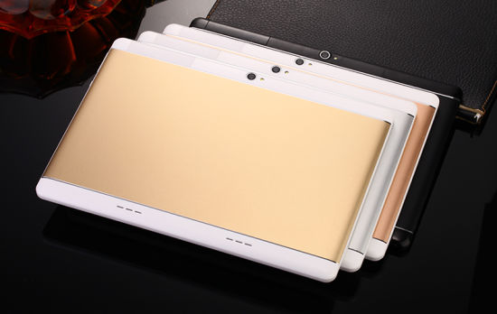 10.1 Inch 4G Mtk6753 Octa Core 800X1280 IPS Android Tablet