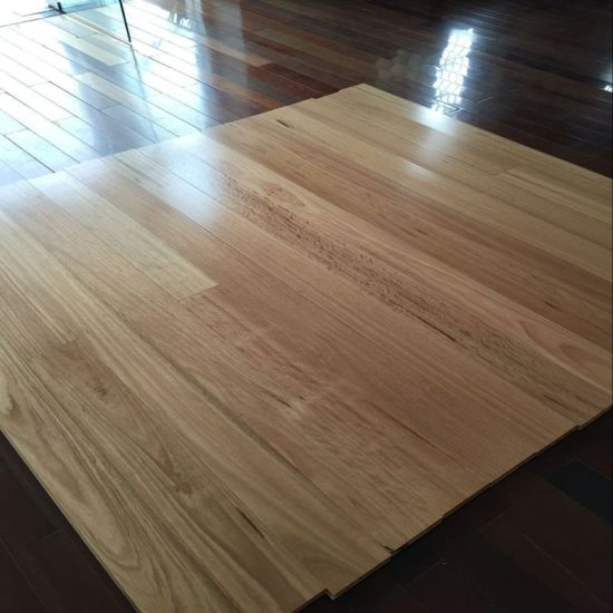 Engineered Pacific Blackbutt Timber Flooring pictures & photos