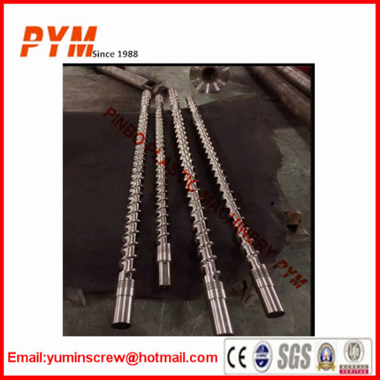 PP Crusher Machine Screw Barrel with High Precision pictures & photos