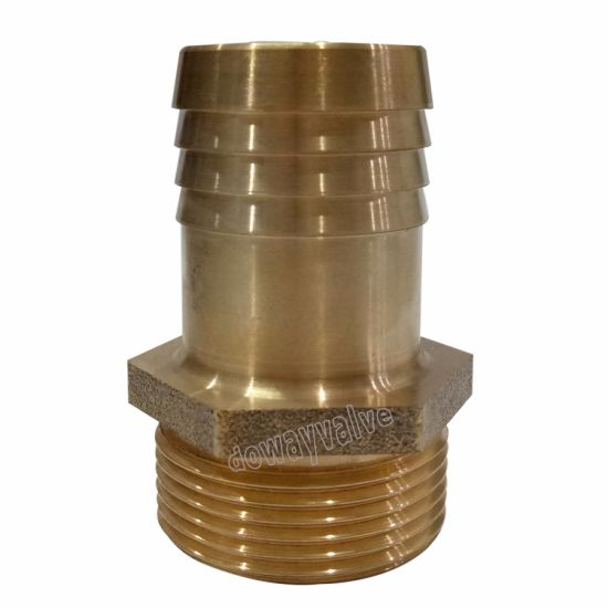 Brass REDUCING Straight Coupler Compression Fitting Plumbing Quality Coupling