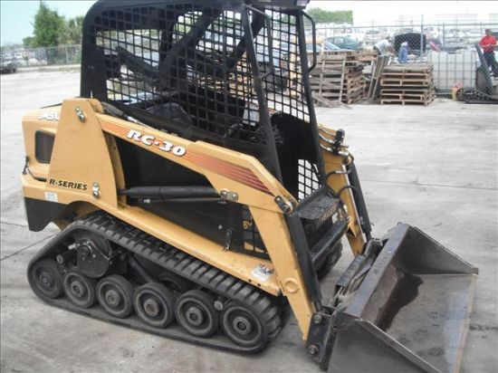 Good Quality Rubber Tracks for RC30 Tracked Loader pictures & photos
