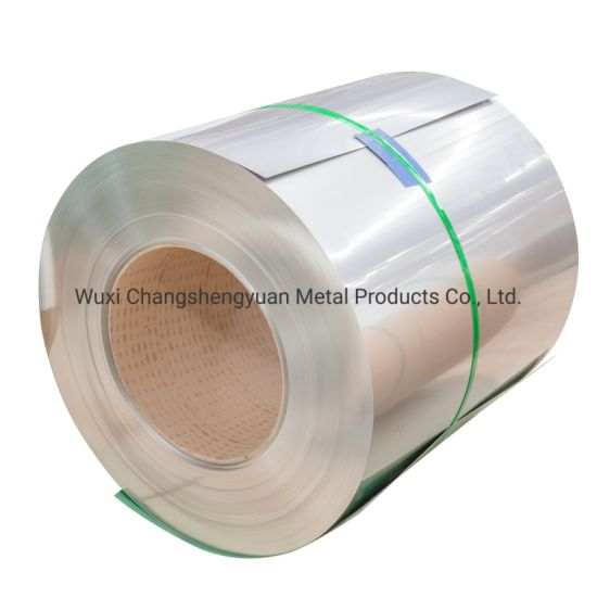 Hot Rolled Ss 304/316/201/310S Stainless Steel Coil with 2b Surface