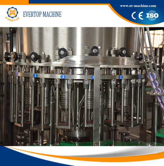 Glass Bottle Red Wine Filling Machine Customized pictures & photos