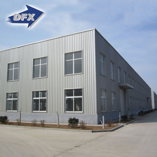 Stone Coated Steel Roof Standard Structural Mechanical Workshop &Factory Building pictures & photos