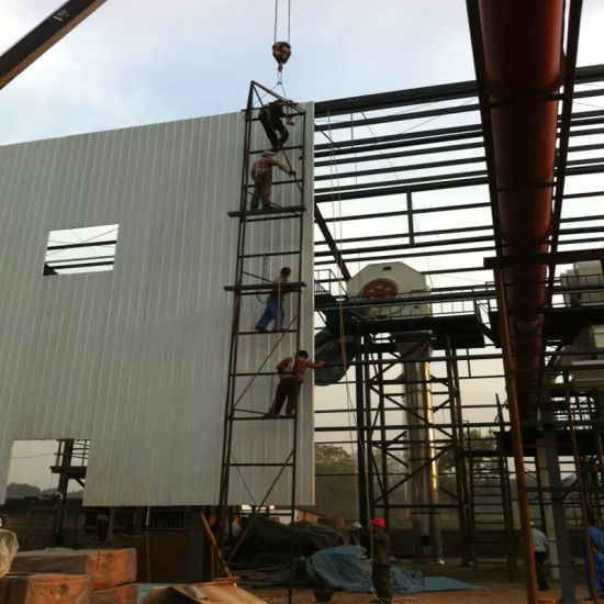 Wiskind Professional Steel Building Plant pictures & photos