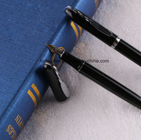 Promotional Metal Pen with Customized Logo for Gift, Office Supply, Ball Pen, Fountain Pen