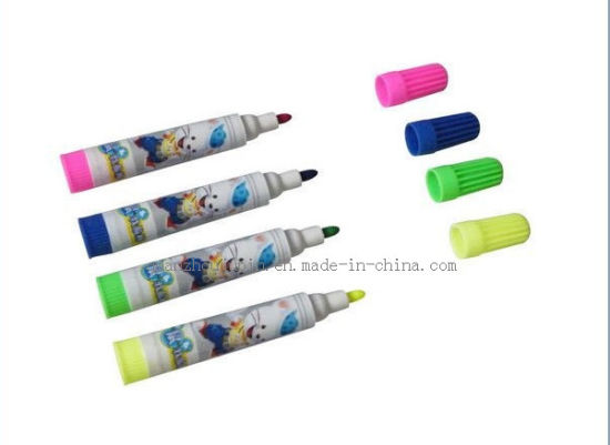 OEM New Product Plastic Highlighter Color Marker Pen pictures & photos